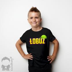 Łobuz - koszulka dziecięca z nadrukiem