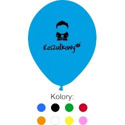 Balon reklamowy  30 cm z nadrukiem