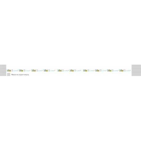Smycz Basic - 15 lub 20 mm z jednostronnym nadrukiem