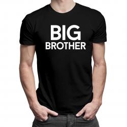 Big brother - męska koszulka z nadrukiem