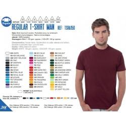 Klasyczny t-shirt męski