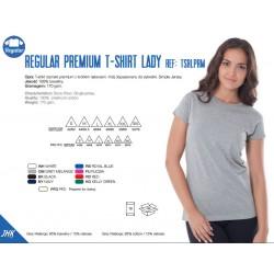 Koszulka damska premium 170g