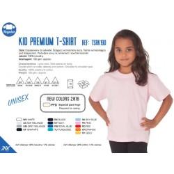 Koszulka dziecięca premium 190