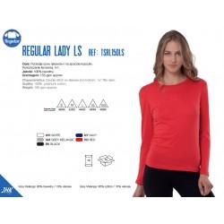 Koszulka damska z długim rękawem
