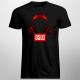 Oslo - męska lub damska koszulka z nadrukiem