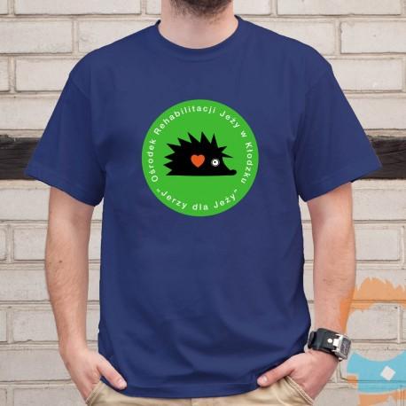 """ORJ """"JERZY DLA JEŻY"""" - logo zielone"""
