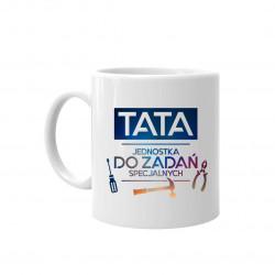 Tata - jednostka do zadań specjalnych - kubek z nadrukiem