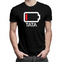 Bateria - Koszulka dla taty