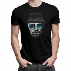 Heisenberg - męska koszulka z nadrukiem