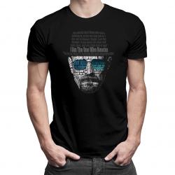 Heisenberg - męska lub damska koszulka z nadrukiem