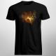 Detective - męska koszulka z nadrukiem