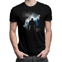 Geralt - męska koszulka z nadrukiem