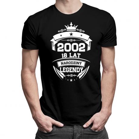 Narodziny legendy - 18 lat!