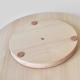 Jak dziadek ugotuje to każdemu smakuje - drewniana deska obrotowa z grawerem