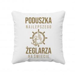 Poduszka najlepszej położnej na świecie - poduszka z nadrukiem
