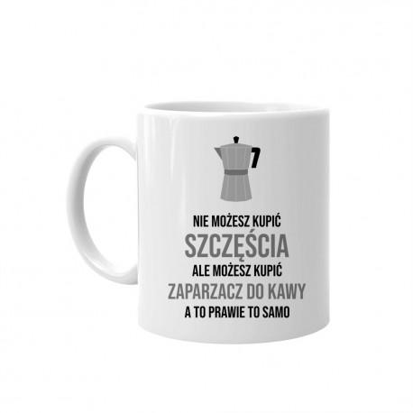 Nie możesz kupić szczęścia - kawa