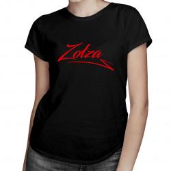 Zołza - damska koszulka z nadrukiem