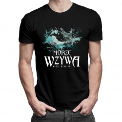 Morze wzywa - muszę wyruszać - damska lub męska koszulka z nadrukiem