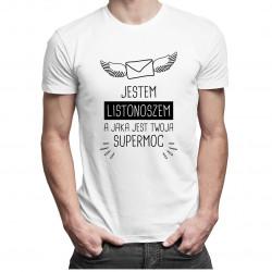 Jestem listonoszem, a jaka jest Twoja supermoc