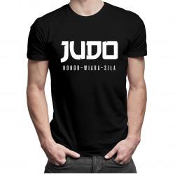 Judo: honor - wiara - siła