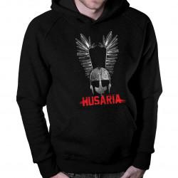 Husaria - męska bluza z nadrukiem