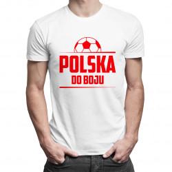 Polska Do Boju - męska koszulka z nadrukiem