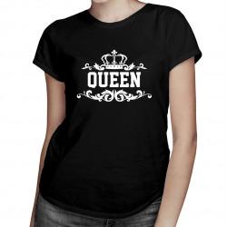Queen - damska koszulka z nadrukiem
