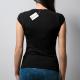 Królewny rodzą się w lutym - damska koszulka z nadrukiem