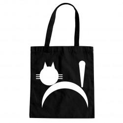 Kot - torba z nadrukiem