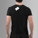 Linux is like a wigwam - męska koszulka z nadrukiem