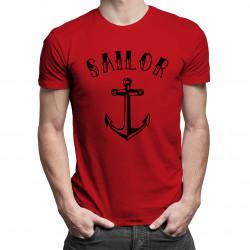 Sailor - męska lub damska koszulka z nadrukiem