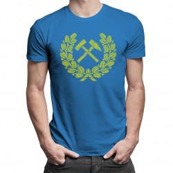 KWK - męska koszulka z nadrukiem