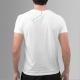 Geometric Bunny - męska koszulka z nadrukiem