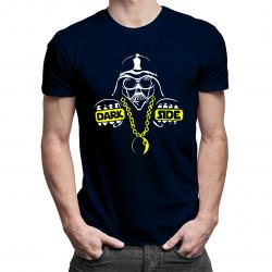 Dark Side - męska koszulka z nadrukiem