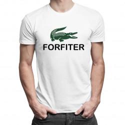 Forfiter - męska koszulka z nadrukiem
