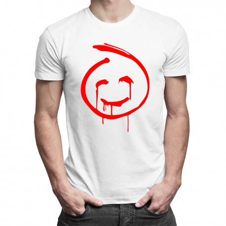 Red John - męska koszulka z nadrukiem