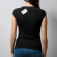 Believe - damska koszulka z nadrukiem
