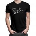 Bestia - męska koszulka z nadrukiem