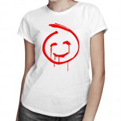 Red John - damska koszulka z nadrukiem