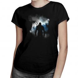 Geralt - męska lub damska koszulka z nadrukiem