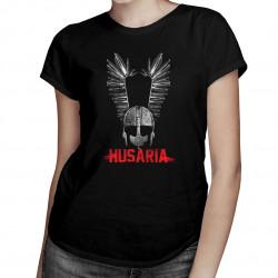 Husaria - damska koszulka z nadrukiem