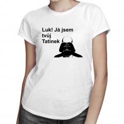 Darth Vader - damska koszulka z nadrukiem