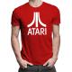 ATARI - męska koszulka z nadrukiem