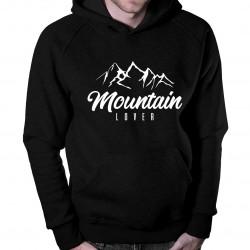 Mountain Lover - męska bluza z nadrukiem