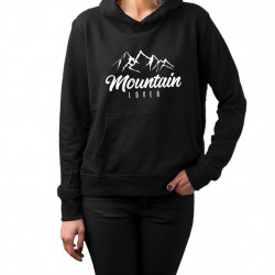 Mountain Lover - damska bluza z nadrukiem