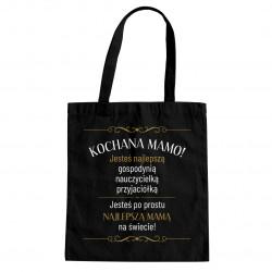 Kochana mamo - torba z nadrukiem