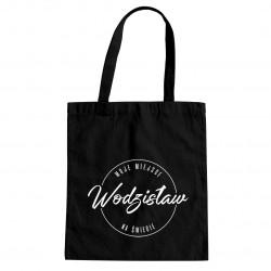 Wodzisław - moje miejsce na świecie - torba z nadrukiem