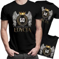 Koszulki urodzinowe 40,50,60 lat - pomysł na prezent