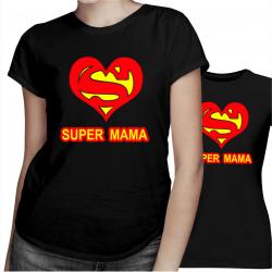 Koszulki z nadrukiem - różne wzory - dzień matki
