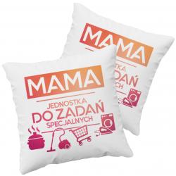 Poduszki z nadrukiem - różne wzory - dzień matki